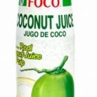 Кокосовый сок с мякотью FOCO