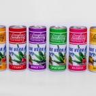 Напиток Алоэ Вера Ананас, Sunberry Корея 240 мл
