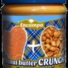 Арахисовая паста с дроблёным арахисом Crunchy Encampa, 340 г