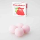 Жевательная резинка со вкусом клубники (4 шарика) Япония