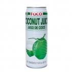 Кокосовый сок FOCO 520 мл. ж/б
