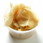 Имбирь белый маринованный для суши 1 кг