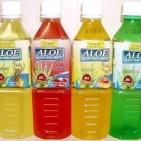 Напиток Алоэ-вера-Ананас, Sunberry 500 мл