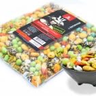 Бобовый микс - снек Тако Самурай (5 вкусов) 990 г