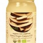Кокосовое масло первого холодного отжима БИО (Extra Virgin Oil) Agrilife, Таиланд 354 мл