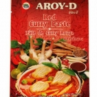 Красная паста карри Aroy-D 50 г