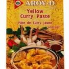 Жёлтая паста карри Aroy-D 50 г