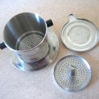 Вьетнамская кофеварка-фильтр 8Q (180 мл)