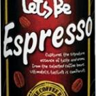 Кофейный напиток Летс Би Эспрессо (Let's Be Espresso), Лотте 175 мл