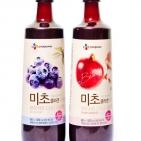 Корейский напиток Мичо коллаген Черника (Micho collagen СJ) концентрированный 900 мл