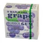 Жевательная резинка Marukawa (шарики) со вкусом винограда, Япония, 5,4 г